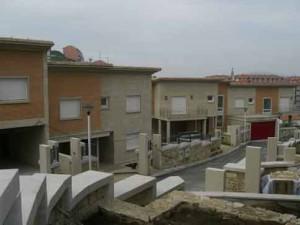 EDICASA. Urbanización de chalets en Baiona.