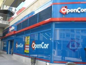 Climatización de tiendas Opencor en Coruña, Santiago y Vigo